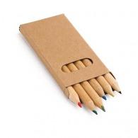 Crayons de couleur promotionnel