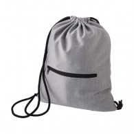 Polar fleece backpack