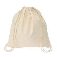 Sacs à dos légers avec bretelles en cordelettes personnalisable