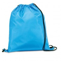 Lightweight polyester backpack
