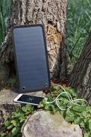 Sac à dos logoté avec panneau solaire