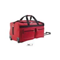 Sac de voyage personnalisable à roulettes luxe sol's - voyager - 71000