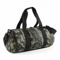 Sac de voyage publicitaire camouflage - Camo Barrel Bag