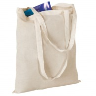 Cotton shopping bag - classic tote bag