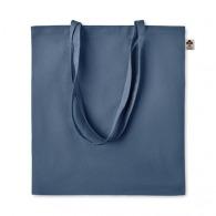 Sac personnalisable shopping en coton organique - Zimde colour