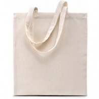 Sac shopping personnalisable en coton - Totebag classique