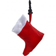 Bottes de Noël et chaussettes de Noël avec logo