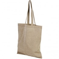Shopping bag in recycled cotton 150 gsm
