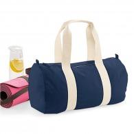 Organic cotton sports bag 340g