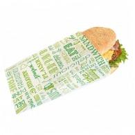 Sachet hamburger 14x22cm (le mille)
