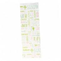 Sachets sandwichs en papier customisé