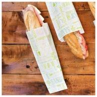 Sachet sandwich 9x30cm (le mille)