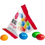 Sachet triangle m&m's peanut