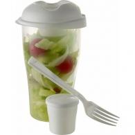 Shakers à salade avec logo