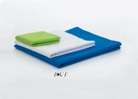 Serviettes en microfibre avec marquage
