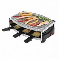 Set à raclette/Pierre à grill personnalisable 6 personnes Domoclip
