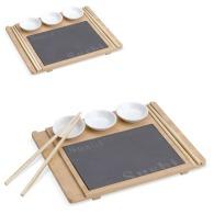 Set à sushis en bambou
