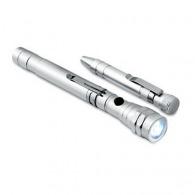 Set d'outils avec torche personnalisable