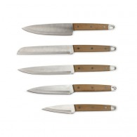Juego de 5 cuchillos