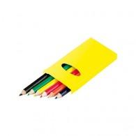 Set de 6 crayons - garten
