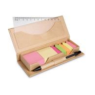 Set de bureau, boîte cartonnée