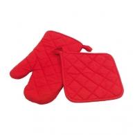 Maniques et gants de cuisine personnalisable