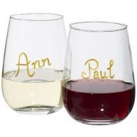 Set de verres personnalisables Barola