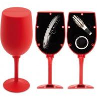 Set de vin logoté Ludus