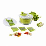Set essoreuse à salade personnalisable et mandoline