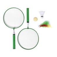 Set raquettes badminton logoté dylam