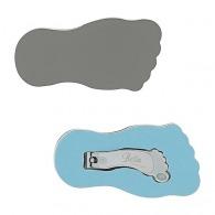 Soin des ongles avec logo