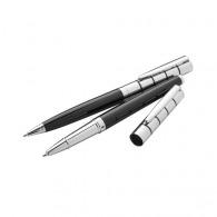 Parures avec stylo roller promotionnel