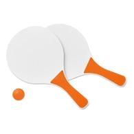 Set tennis de plage personnalisable