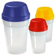 Shakers avec logo