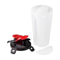 Shakers à vinaigrette avec personnalisation