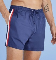 Short de bain tricolore sunrise