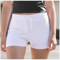 Short femme publicitaire skinni fit