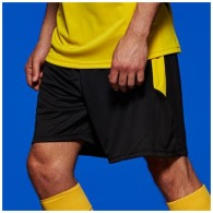 Shorts de football customisé