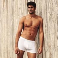 Sous-vêtements homme avec marquage