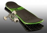 Snowboard et Skateboard publicitaire 2 en 1