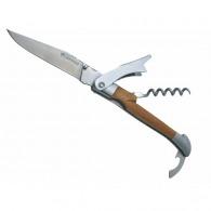 Couteau sommelier logoté laguiole