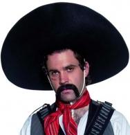 Sombrero mexicain authentic western