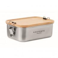 Lunch box en acier inox de 750ml