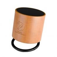 Mini 3W premium speaker in wood - Express 48h