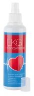 Spray désinfectant publicitaire - flacon blanc 250 ml avec pompe