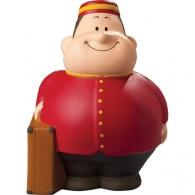 Squeezie Monsieur Bert portier.
