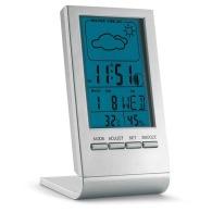 Station météo personnalisable avec LCD bleu Sky