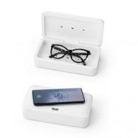 Stérilisateur UV personnalisable avec chargeur sans fil