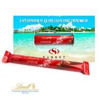 Stick chocolat lindor de lindt