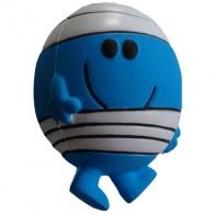 Personnage et mascotte anti-stress avec logo